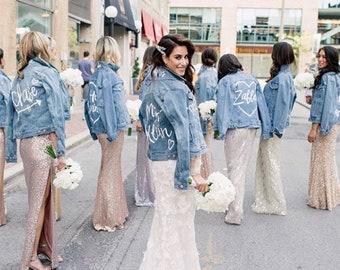96120c3c6992 Custom Handpainted Wedding Jackets