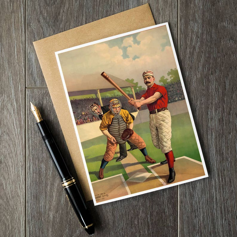 Baseball Birthday Gift Ideas Baseball Greeting Cards Vintage Baseball Cards Baseball Art Prints Antique Baseball Posters Baseball Cards