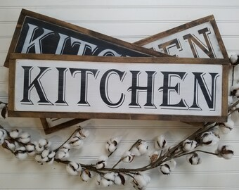 Kitchen Signs, Signs For Kitchen Decor, Kitchen Wall Art For Wall, Kitchen  Wall Decor Kitchen, Wood Signs, Wooden Signs, Kitchen Wall Signs
