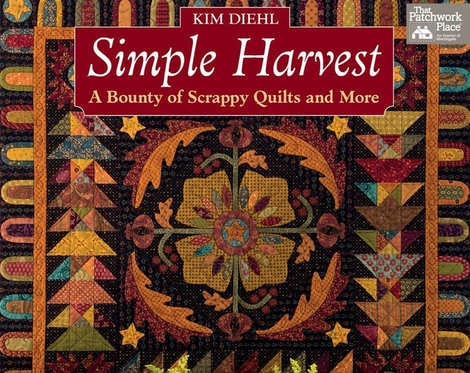 Simple Harvest by Kim Diehl