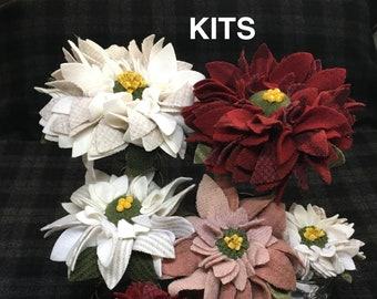 Poinsettia Proddy Kit