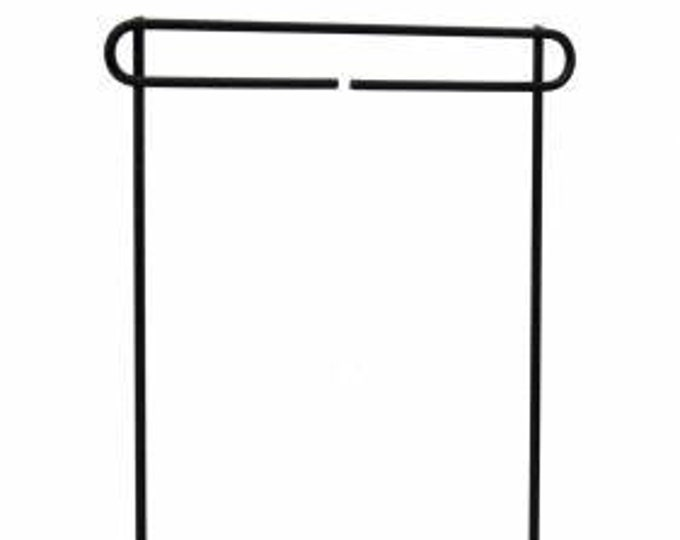 """6""""x 12"""" Table Stand, Charcoal"""