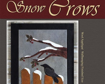 Snow Crows Pattern