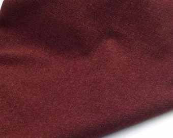 Red Wagon, Felted Wool Fabric for Rug Hooking, Wool Appliqué and Crafts