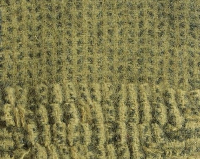 Wasabi, Felted Wool Fabric for Rug Hooking, Wool Applique and Crafts