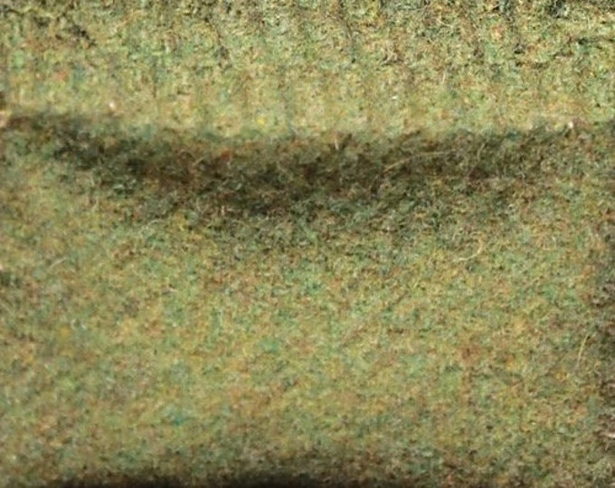 Herbal Essence, Felted Wool Fabric for Rug Hooking, Wool Applique and Crafts