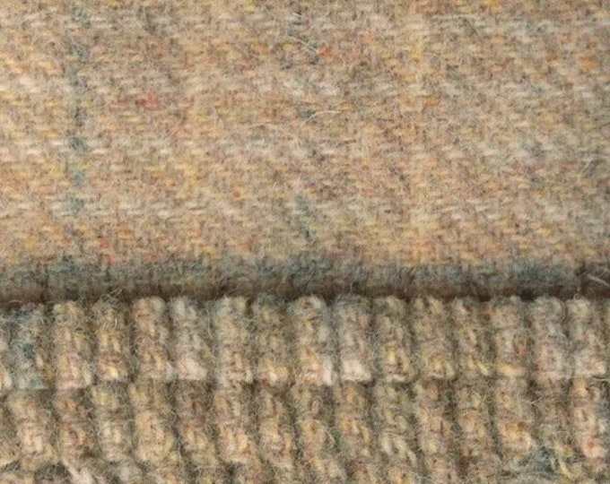 Ocean City, Felted Wool Fabric for Rug Hooking, Wool Applique and Crafts