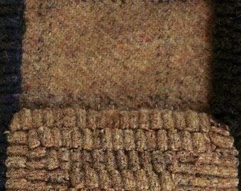 French Toast, Felted Wool Fabric for Rug Hooking, Wool Appliqué and Crafts