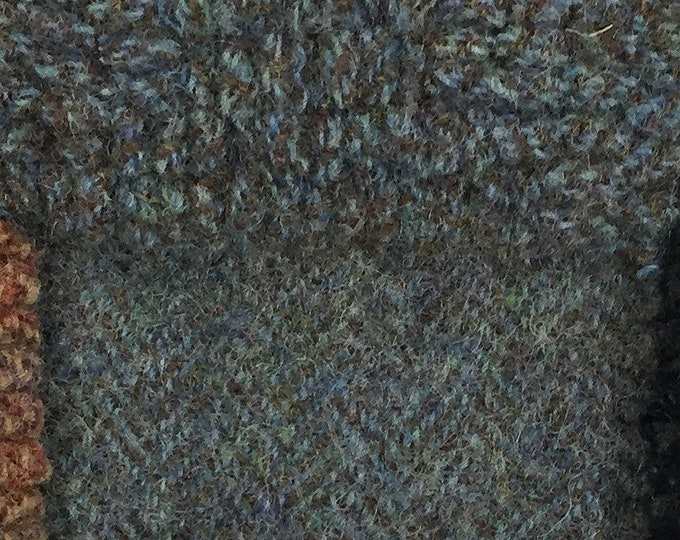 Pirate Cove, Felted Wool Fabric for Rug Hooking, Wool Applique and Crafts