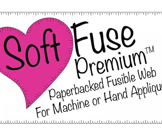 Soft Fuse Premium for Machine or Hand Appliqué, Wool or Cotton Appliqué
