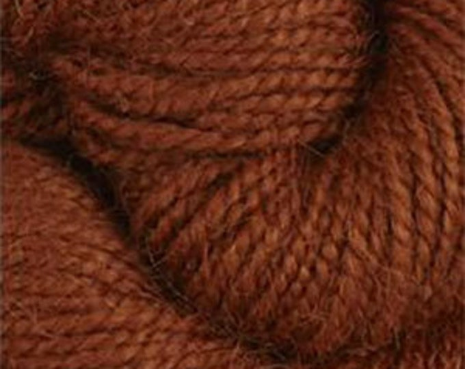 Rauma Ryegarn, Norwegian Wool Rug Yarn, #581