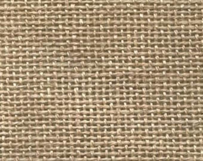 "Natural Primitive Linen One (1) Yard 36""x 64"""