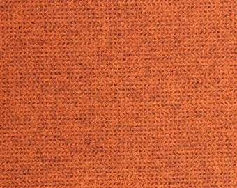 Seeded Squash, Felted Wool Fabric for Rug Hooking, Wool Applique and Crafts