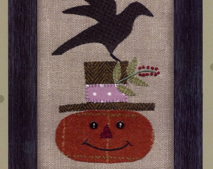 Happy Jack Kit, Wool Appliqué