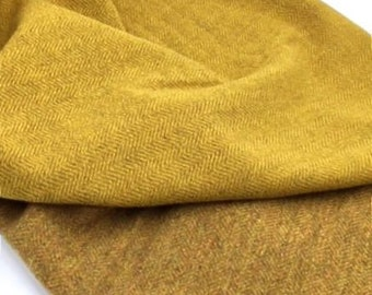 Brandied Pear Reversible, Felted Wool Fabric for Rug Hooking, Wool Appliqué and Crafts