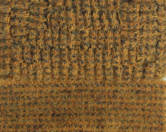 Mustard Seed, Felted Wool Fabric for Rug Hooking, Wool Applique and Crafts