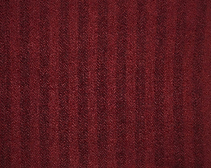 Beets and Berries, Felted Wool Fabric for Rug Hooking, Wool Applique and Crafts