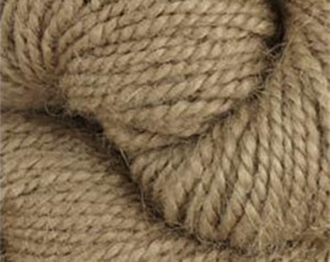 Rauma Ryegarn, Norwegian Wool Rug Yarn, #514