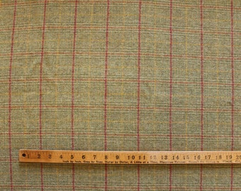 Gilbert Green, Felted Wool Fabric for Rug Hooking, Wool Applique & Crafts