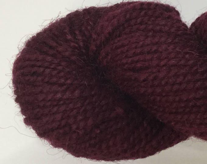 Rauma Ryegarn, Norwegian Wool Rug Yarn, #580