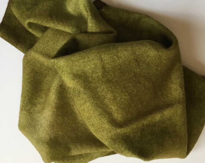 Horse Apple, Hand Dyed Wool for Rug Hooking and Wool Applique