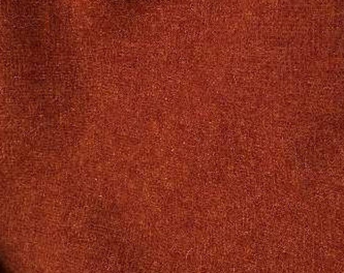 Red Riding Hood, Felted Wool Fabric for Rug Hooking, Wool Applique and Crafts
