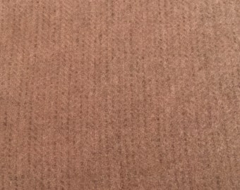 Kris' Fantastic Skintone, Felted Wool Fabric for Rug Hooking, Wool Applique and Crafts