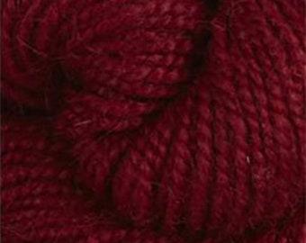 Rauma Ryegarn, Norwegian Wool Rug Yarn, #528