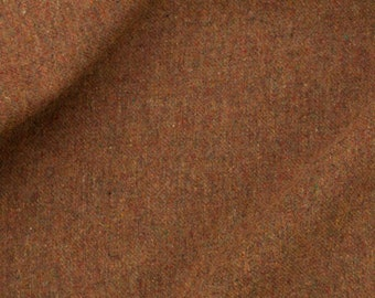 Rusty Heather, Felted Wool Fabric for Rug Hooking, Wool Appliqué and Crafts
