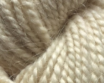Rauma Ryegarn, Norwegian Wool Rug Yarn, #501