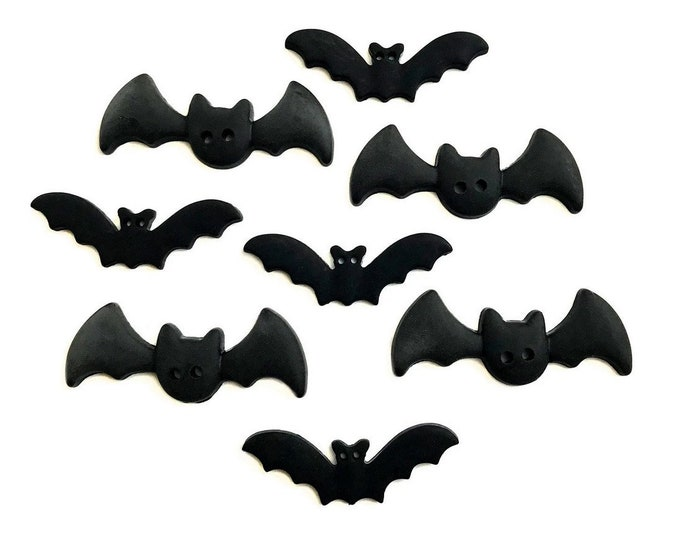 Bats by Buttons Galore Halloween Collection