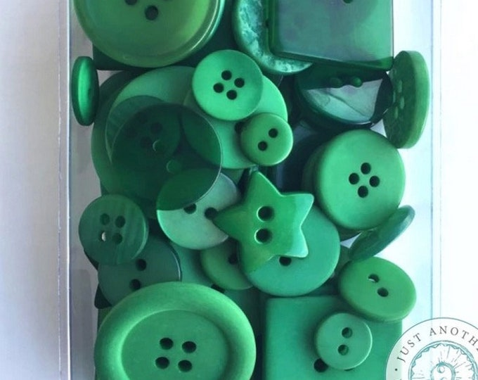 Emerald City Party Pack, Buttons From Just Another Button Company