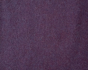 Purple Haze, Felted Wool Fabric for Rug Hooking, Wool Applique and Crafts