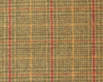 Greener Gilbert, Felted Wool Fabric for Rug Hooking, Wool Applique and Crafts