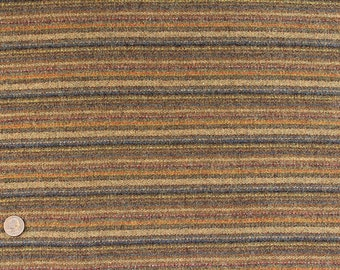 Pride and Joy Stripe, Felted Wool Fabric for Rug Hooking, Wool Applique and Crafts