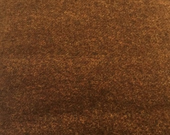 Kodiak, 100% Felted Wool Fabric for Rug Hooking, Wool Applique & Crafts