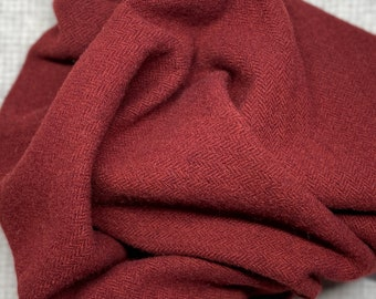 Queen of Hearts, Felted Wool Fabric for Rug Hooking, Wool Applique and Crafts