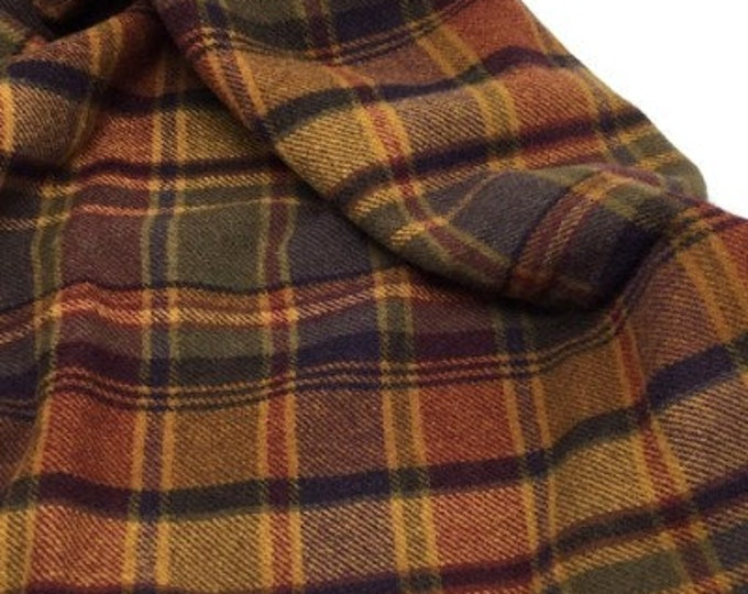Scottie, Felted Wool Fabric for Rug Hooking, Wool Applique and Crafts