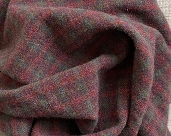 Emma, Felted Wool Fabric for Rug Hooking, Wool Applique and Crafts