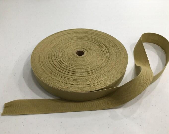 Camel Rug Binding Tape, 5 Yard Increments