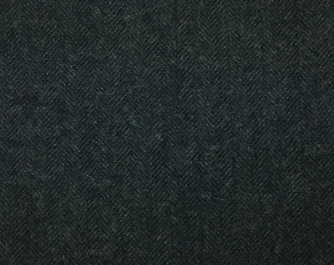 Shamrock, Felted Wool Fabric for Rug Hooking, Wool Applique and Crafts