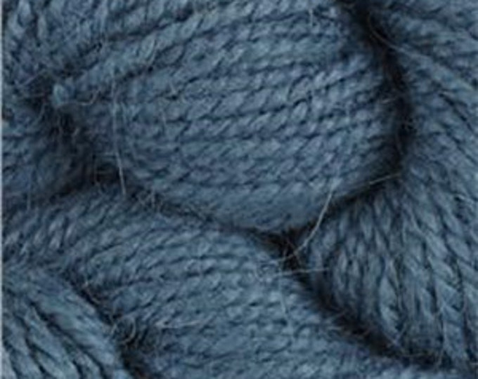 Rauma Ryegarn, Norwegian Wool Rug Yarn, #548
