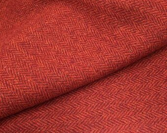 Valentine, Felted 100% Wool Fabric for Rug Hooking, Wool Applique and Crafts