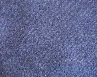 Wisteria, Felted Wool Fabric for Rug Hooking, Wool Appliqué and Crafts