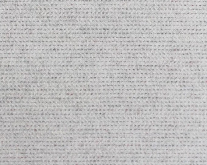 Morse Code, Felted Wool Fabric for Rug Hooking, Wool Applique and Crafts