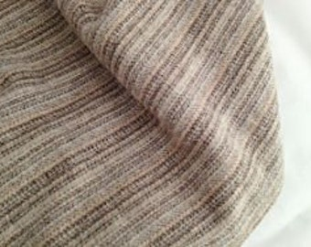 Bucktooth Willie, Fat Quarter Yard, Felted Wool for Rug Hooking, Wool Applique and Crafts