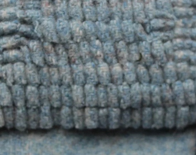 Head in the Clouds Plaid, Felted Wool Fabric for Rug Hooking, Wool Applique and Crafts