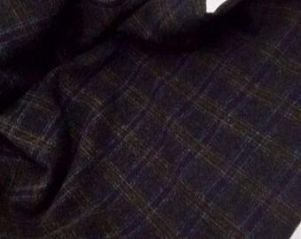 Little Boy Blue, Felted Wool for Rug Hooking, Wool Applique & Crafts