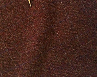 Wild Plum, Felted Wool Fabric for Rug Hooking, Wool Applique and Crafts