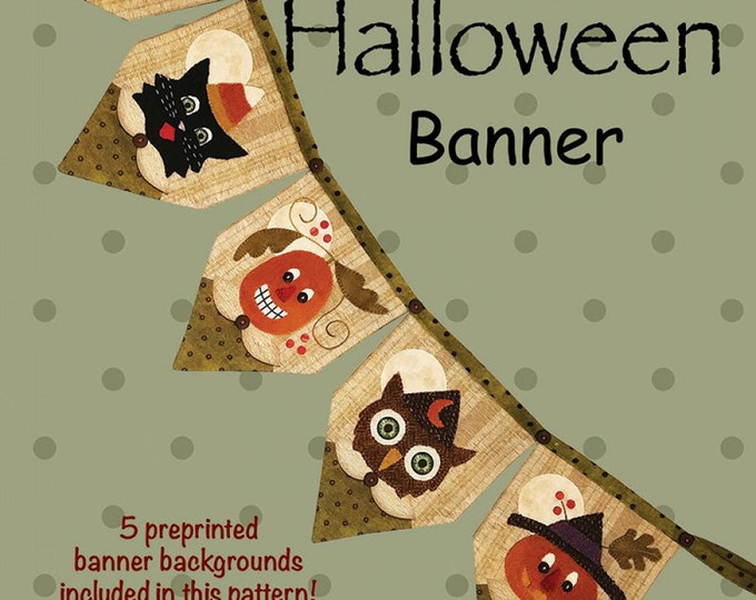 Happy Halloween Banner Kit